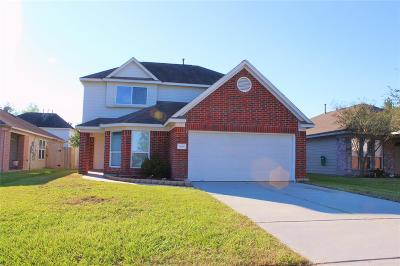 Conroe Single Family Home For Sale: 16978 Tableland Trail
