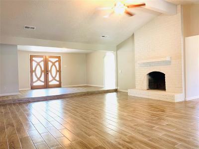 Conroe Single Family Home For Sale: 27181 Lana Lane