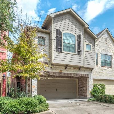 Houston Single Family Home For Sale: 1524 Dian Street