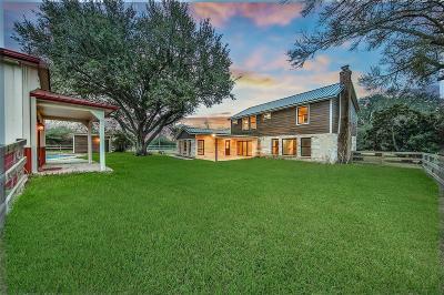 Fulshear TX Single Family Home For Sale: $995,000