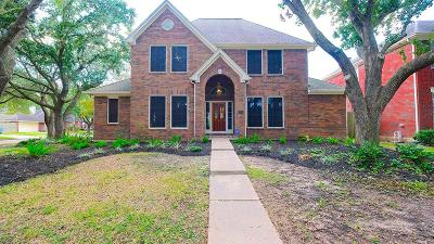 Sugar land Single Family Home For Sale: 4803 Rebel Ridge Drive