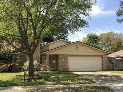 Single Family Home For Sale: 17407 Seven Pines Drive Drive