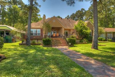San Jacinto County Single Family Home For Sale: 261 N Fairway Loop