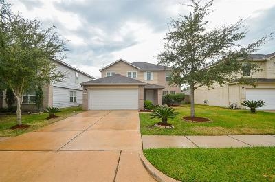 Missouri City Single Family Home For Sale: 3523 Lanesborough Drive