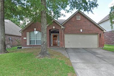 Kingwood Single Family Home For Sale: 2207 Blossom Creek Trail