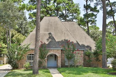 Hunterwood Forest, Hunterwood Forest Sec 01, Hunterwood Forest Sec 01 Amd, Hunterwood Forest Sec 02 Single Family Home For Sale: 14802 N Eldridge Parkway