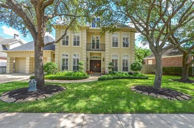 Houston Single Family Home For Sale: 13726 Ashley Run Drive