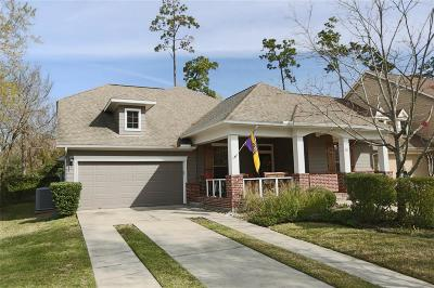 The Woodlands Single Family Home For Sale: 50 W Tapestry Park Cir Circle