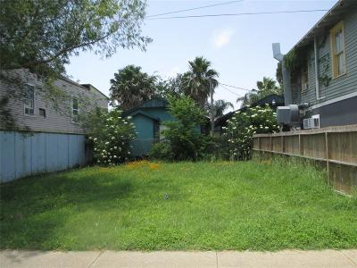 Galveston Residential Lots & Land For Sale: 37th Street