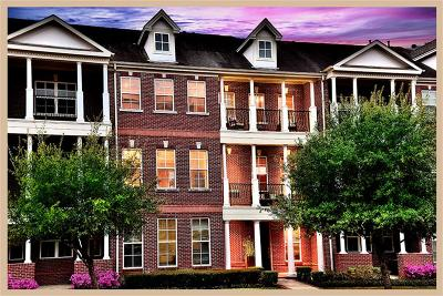 East Shore, East Shore/The Woodlands, The Woodlands East Shore Condo/Townhouse For Sale: 75 History Row