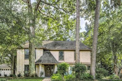 Kingwood Single Family Home For Sale: 3522 Sandy Forks Drive