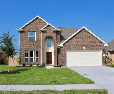 Baytown Single Family Home For Sale: 115 San Bernard Drive