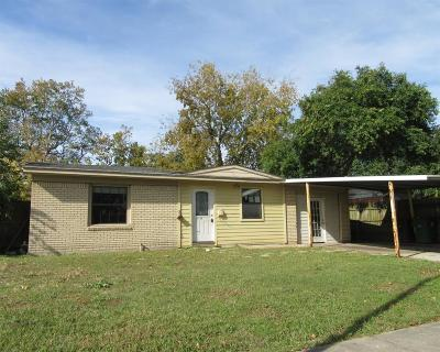 Houston Single Family Home For Sale: 8506 Vennard Road