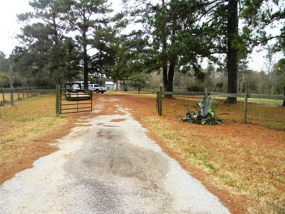 Tomball Residential Lots & Land For Sale: 13395 Zion Road