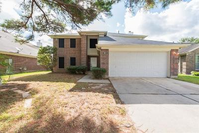 Humble Single Family Home For Sale: 18814 Timbers Drive