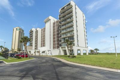 Galveston Mid/High-Rise For Sale: 415 East Beach Drive #911
