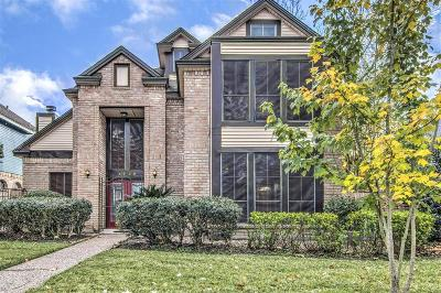Houston TX Single Family Home For Sale: $178,500