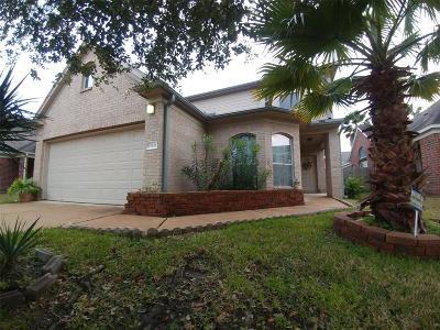 Houston Single Family Home For Sale: 19531 Clevera Walk Lane