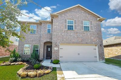 Kingwood Single Family Home For Sale: 21482 Kings Bend Drive