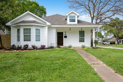 Harris County Single Family Home For Sale: 4113 Ella Boulevard