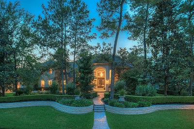 The Woodlands Single Family Home For Sale: 34 Benton Woods