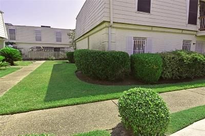 Houston Condo/Townhouse For Sale: 6201 Ranchester Drive #31