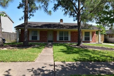 Houston Single Family Home For Sale: 10115 Sagerock Drive