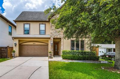 Bellaire Single Family Home For Sale: 5218 Beech Street