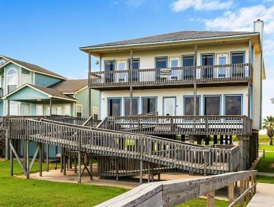 Brazoria County Single Family Home For Sale: 2410 Bluewater Hwy County Road