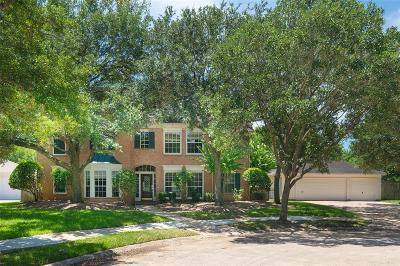 Sugar Land Single Family Home For Sale: 7202 Fireside Court