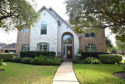Katy Single Family Home For Sale: 21919 Great Creek Lane