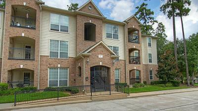 The Woodlands Condo/Townhouse For Sale: 6607 Lake Woodlands Drive #313
