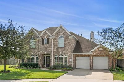 Single Family Home For Sale: 20803 Twisted Leaf Drive