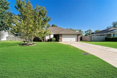 Dickinson Single Family Home For Sale: 2415 Overland Trail