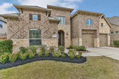 Cypress Single Family Home For Sale: 11119 Crossview Timber Drive
