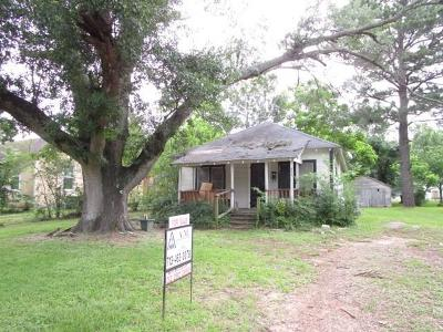 Austin County Single Family Home For Sale: 822 Fowlkes Street