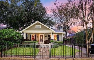 Houston Single Family Home For Sale: 743 E 7th Street