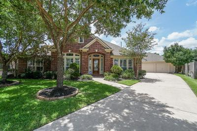 Katy Single Family Home For Sale: 4906 Falls Canyon Court