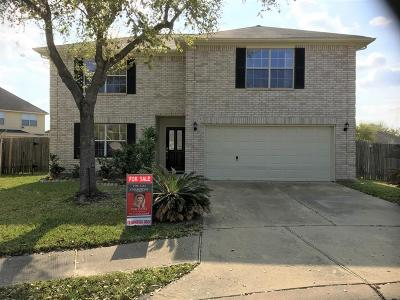 Katy Single Family Home For Sale: 5830 Dunsley Drive