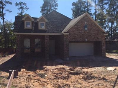 Conroe Single Family Home For Sale: 3549 Falcon Way