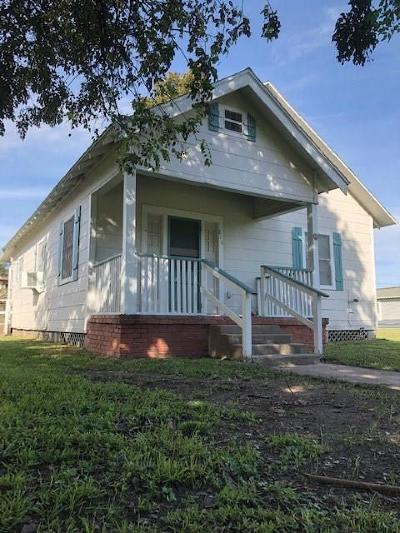 Texas City Single Family Home For Sale: 816 2nd Avenue N