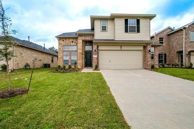 Montgomery Single Family Home For Sale: 478 Terra Vista Circle
