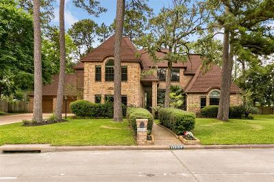 Houston Single Family Home For Sale: 12315 Cypresswood Drive