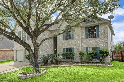 Friendswood Single Family Home For Sale: 3003 Genessee Creek Lane