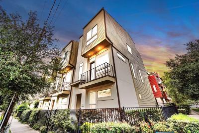 Houston Single Family Home For Sale: 1631 Drew Street