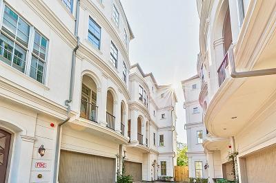 Houston Single Family Home For Sale: 5505 Jackson Street #B