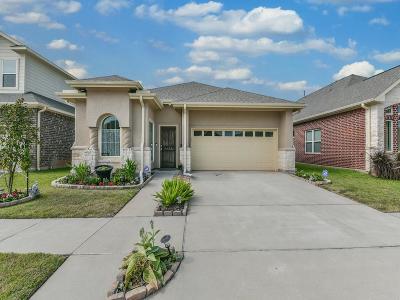 Missouri City Single Family Home For Sale: 3458 Talia Wood Court
