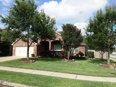 Pasadena Single Family Home For Sale: 4403 Dow Way