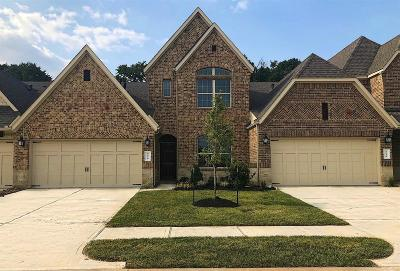 Conroe Condo/Townhouse For Sale: 9030 Meacom Drive
