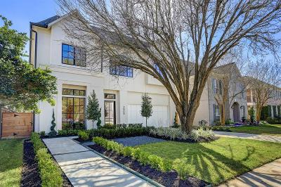 Houston Single Family Home For Sale: 3905 Browning Street